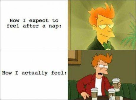 Everytime.. . GTS' I expect feel efter e neg: new I feel: