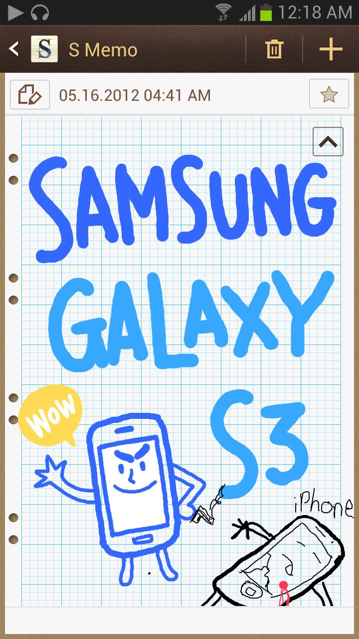 Evil Galaxy s3. . z Ell