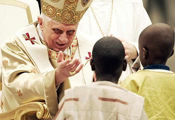 Evil Evil Pope. .
