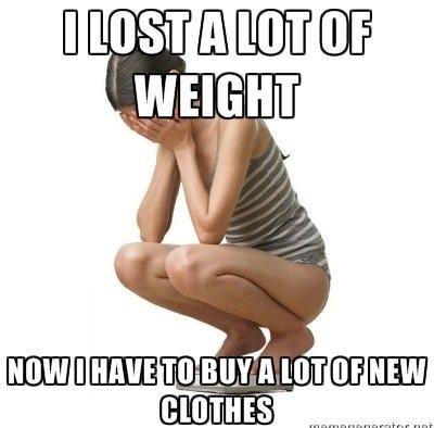 Ex-Fat First World Problems. .
