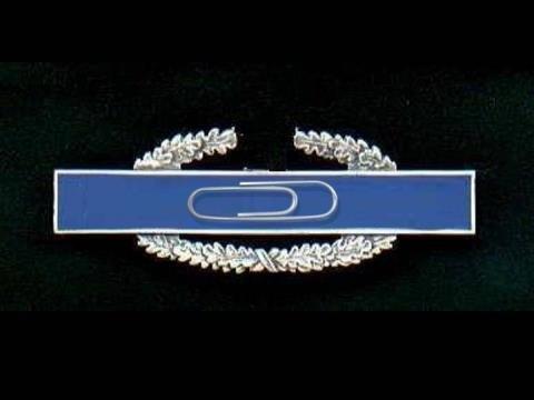 Expert FOB'et badge. .