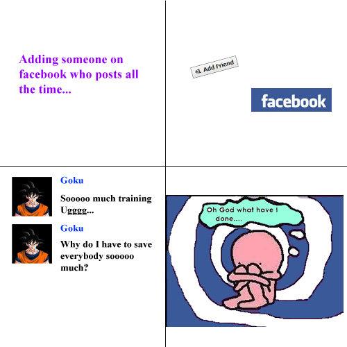 Facebook -42. Beware who you add!!!.