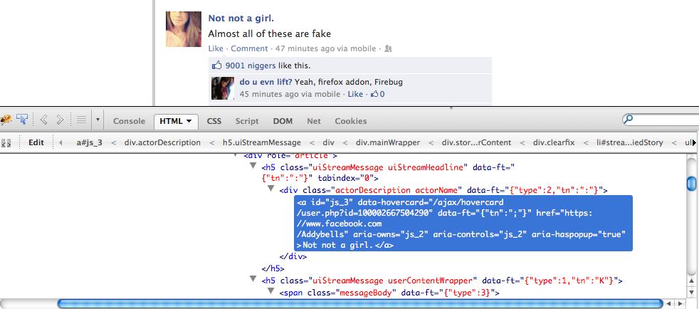 Facebook (0). Hi!.. 9001 like this dafuq?