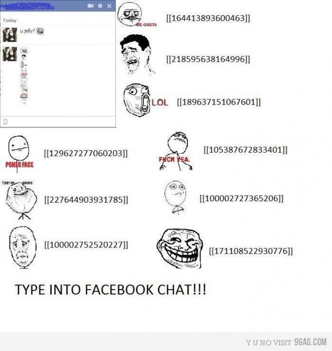 Facebook Troll Face Ascii Txakhelledah23s Soup