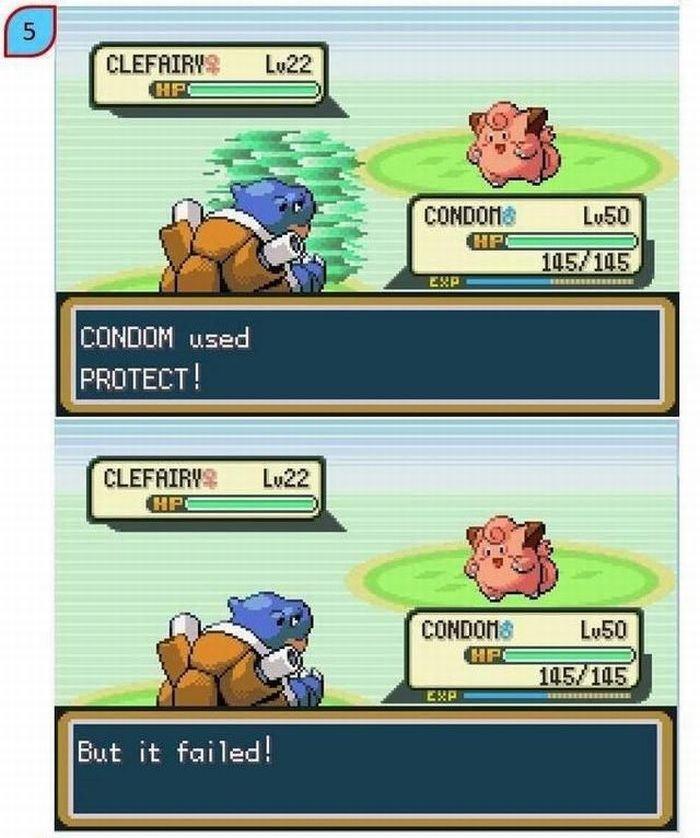 fail. .. 9 months later blastoise Pokemon