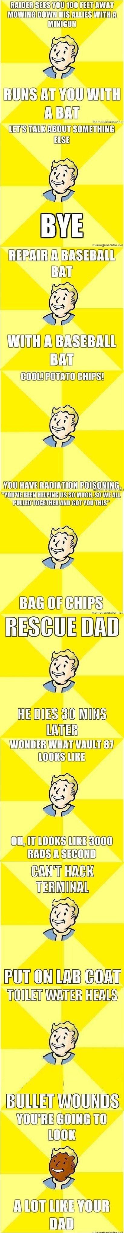Fallout logic.. Eeeeyyy.... HUGE] BEBE III ' Q 'lauran Eii]