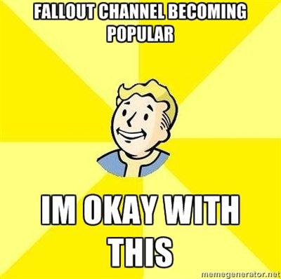 Fallout. . iii'