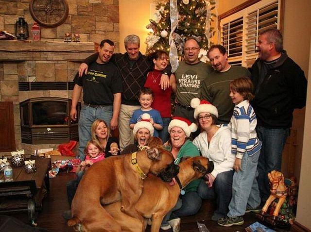 Family photo. .