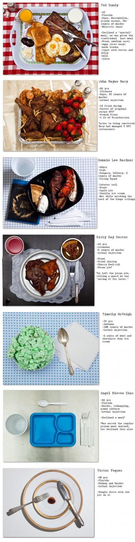 Famous Last Dinners. I'd have unicorn meat.
