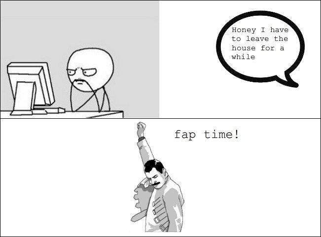 fap time
