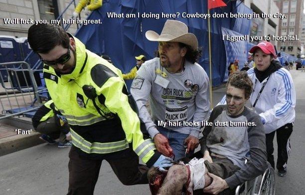 Fart. . boston bombing funny OC humor Kragoth controversial