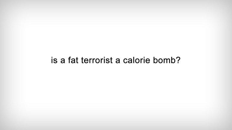 Fat Terrorist. OC. is a fat terrorist a calorie bomb?