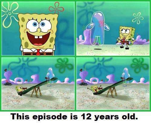 Feel Old?. .. D'ya hear that!? 12 years!