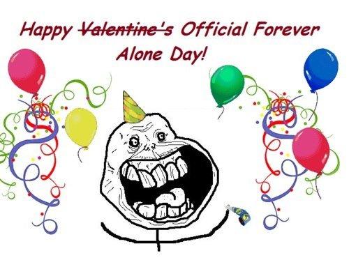 Feels. .. SAD Single Awareness day