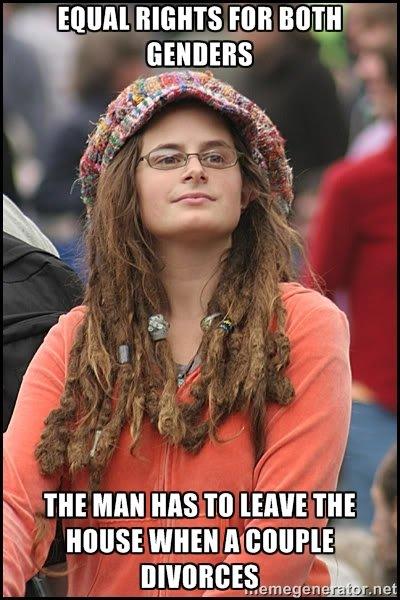 "feminazis. . RIGHTS Hill Mitt)""'"" I"