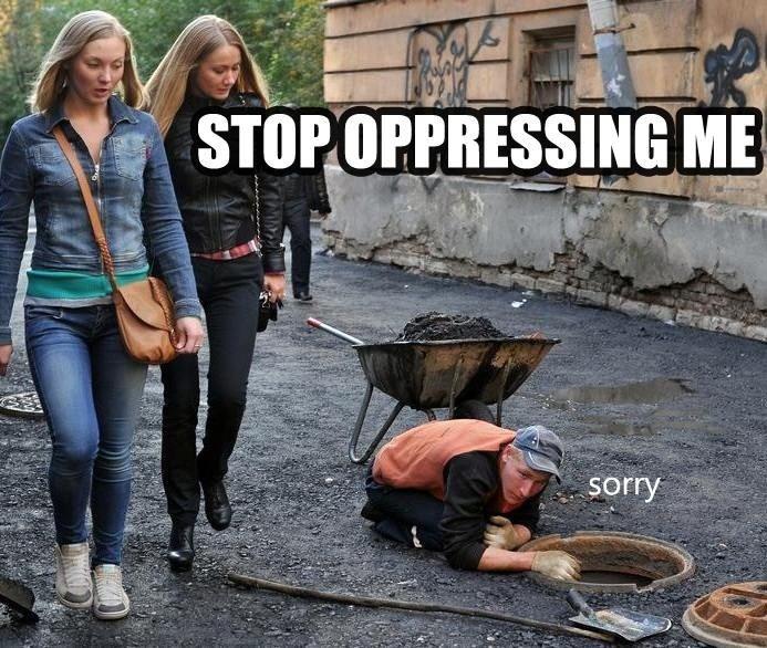 Feminism. .. We get it, Feminism is bad....