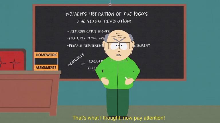 Feminist Movement. . E' ETH CAI