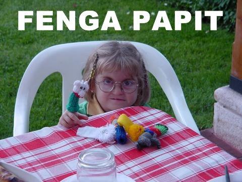 FENGA PAPIT. FENGA PAPIT.. definitely lol'd fenga papit