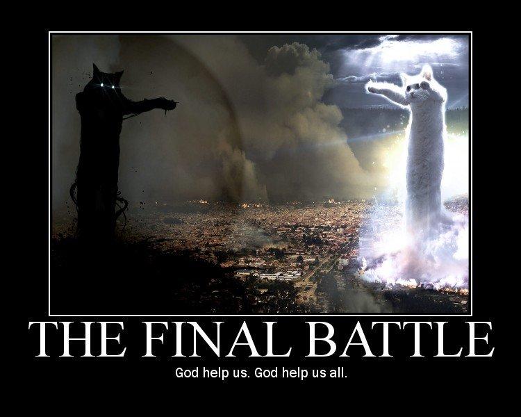 Final Battle. .