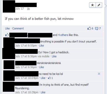 Funny fish puns - photo#27