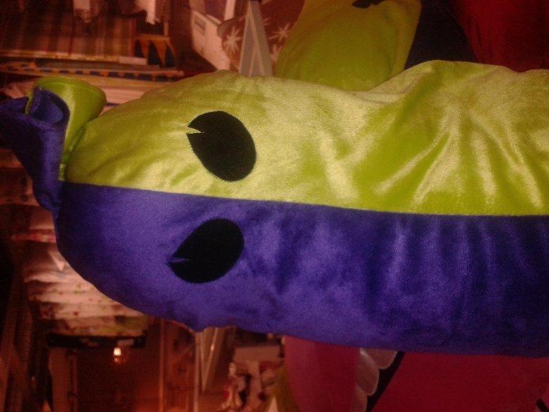 FJ Mascot. . it will watch You WHILE sleep