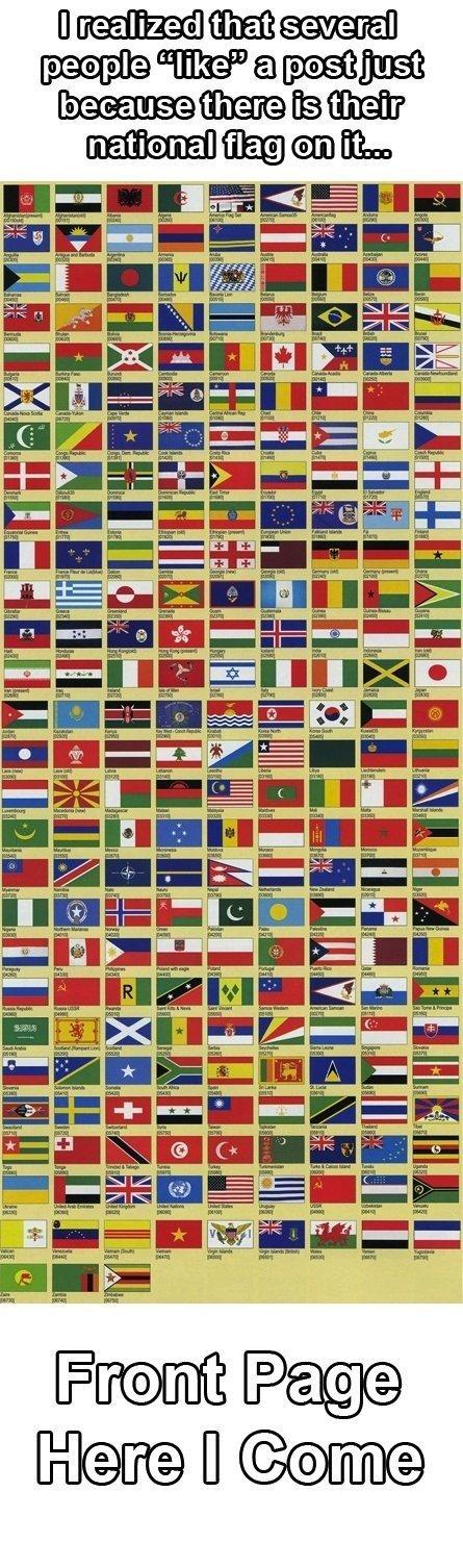 Flags. . 1' Tifi.. ARRR!
