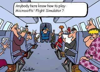 FLIGHT SIMULATOR. . Mill ilk tellign Flight. we fly expert, no problem