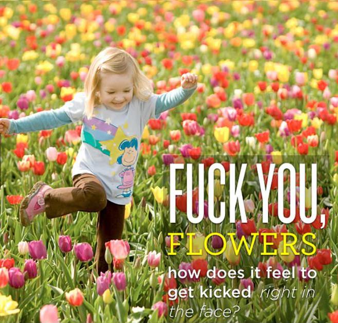 Flowers. .. Genitals