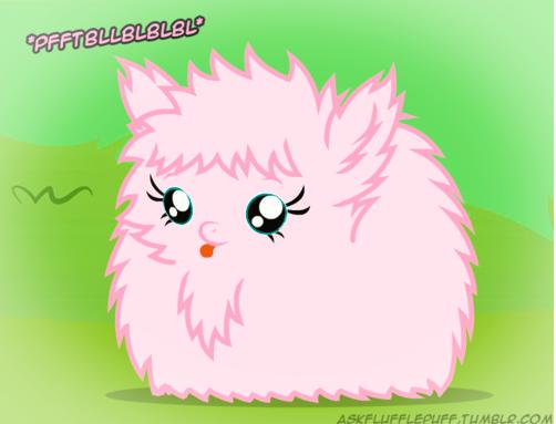 Fluffle. .