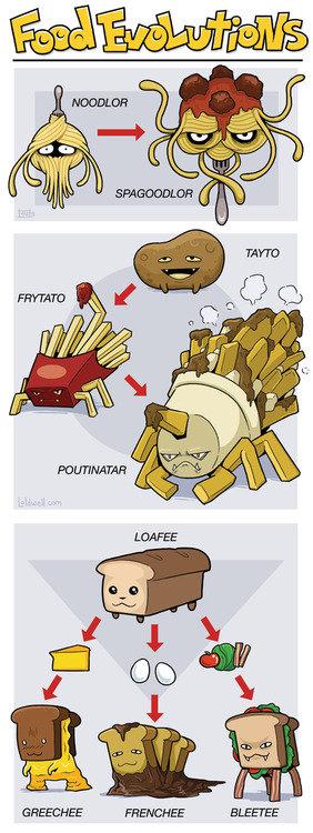 Food Pokemon. .. No one?