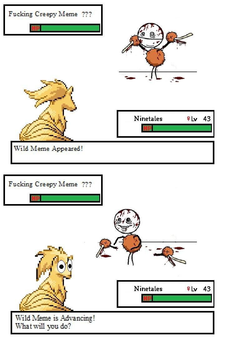 "For all you Pokemon BATTLE lovers. this is my own take on the ""For all you Pokemon lovers"" pics.<br /> Hope you like it!. Wofd Meme is A Pokemon battle meme"