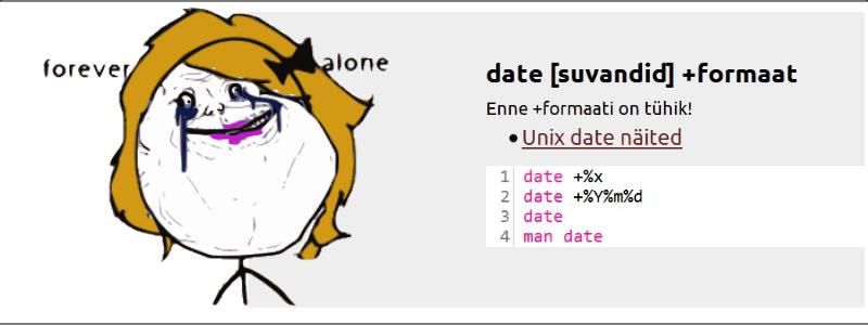 Forever Alone Date Men. .