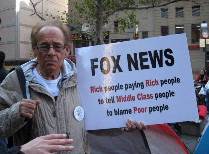 Fox in a nutshell. .