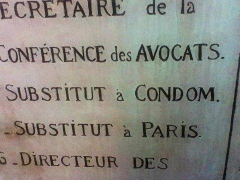 France-oh dear. taken by a friend, taken from bookface.