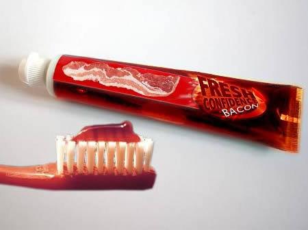 Fresh Confidence Bacon. Do want..