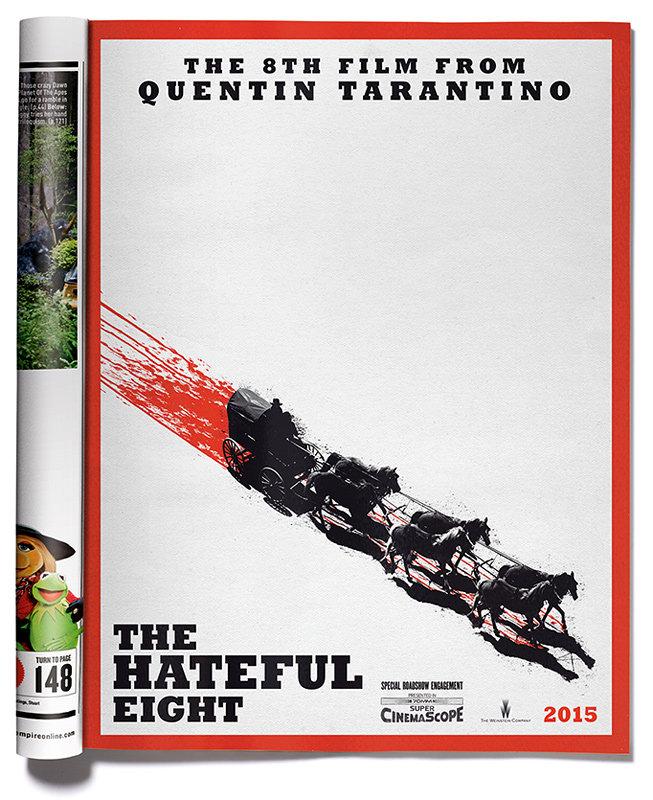 Fuck I'm excited. Gr8 m8. I r8 The H8ful 8 8/8. THE TTH FILM PROM QUENTIN ' r: No t' Cara. Nice description