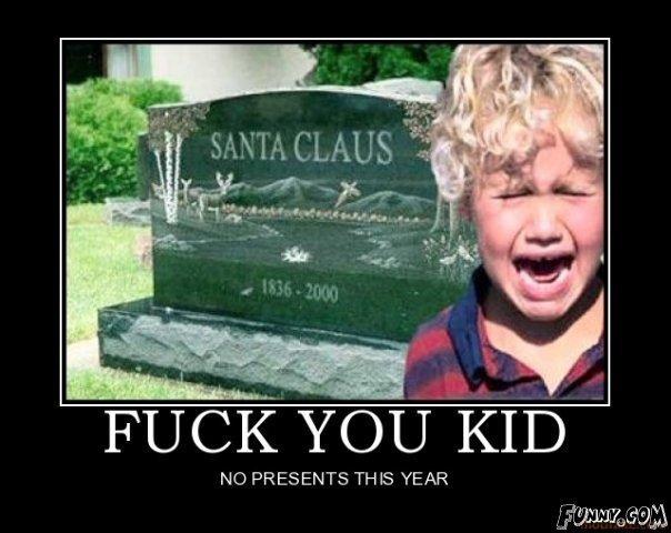 Who The Fuck Is Santa 8