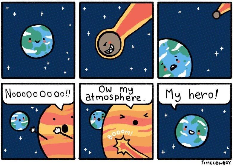 Fuckin Hit Marker. . science Astronomy stars Meteor