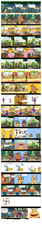 fucking beaver thing comics. .