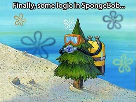 Fucking Spongebob. .