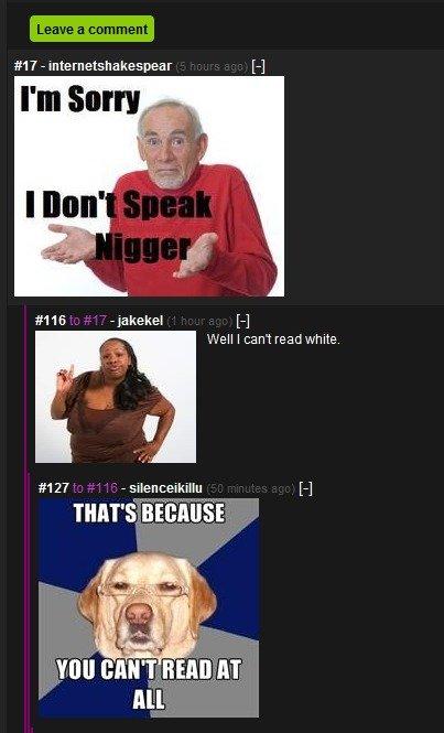Funnyjunk at its best. Potato. 115 -jakekel [-] silenceikillu [H mars mans: potato nigger FUNNYJUNK