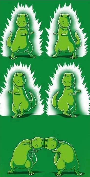 Fuuuuu... Oh crap. Poor guys.... Rex Fusion