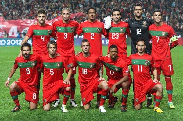 GO PORTUGAL. .. GO...HOME