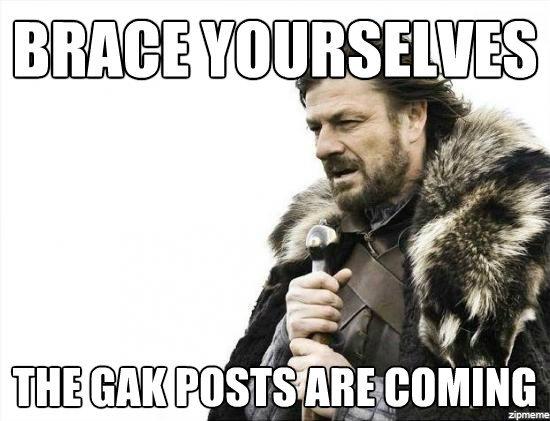 Gak. It begins. WEE (ifly] l cirri! ! lloll!