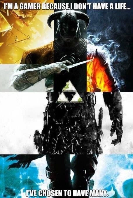 Gamer. .