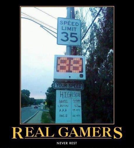 Gamers. I'll be putting one up soon. NEVAR RLS';