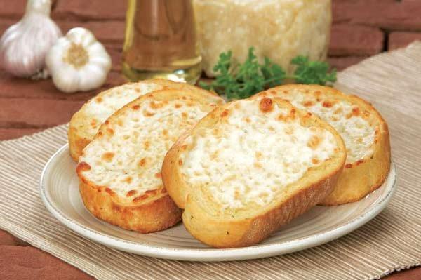 Garlic Bread. .