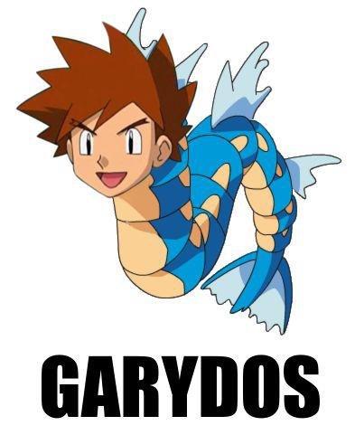 Garydos. Don't mess with him.. garydos