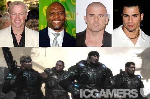 gears movie cast. if only it would happen.. DO WANT gears of war