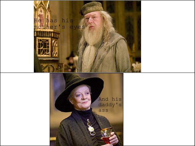 Get Some McGonagall. OC. harry potter aww shit cuz mcgonnagall gonna get some